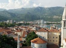 Budva, old town
