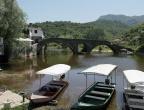 Rijeka Crnojevića - small village